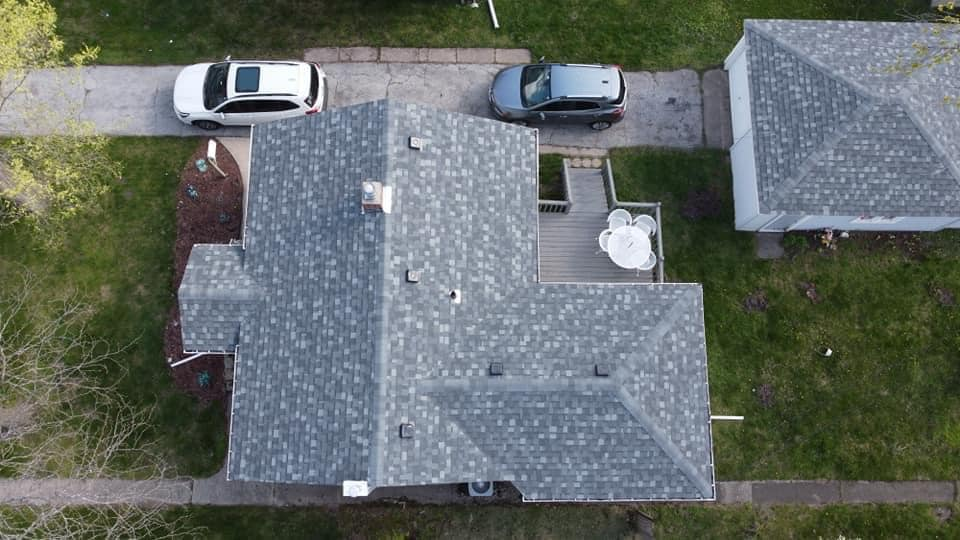 Munster roofing job